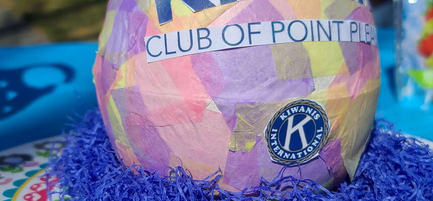 Easter with the Kiwanis Club of Point Pleasant